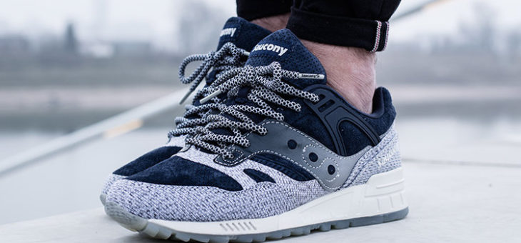 Saucony Grid SD Dirty Snow II on sale for ONLY $25 with FREE SHIPPING