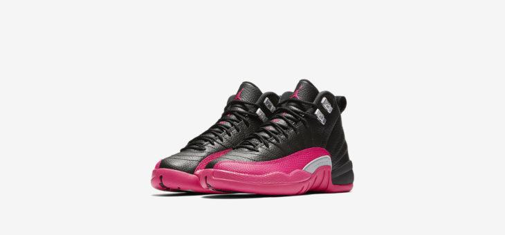 Jordan Retro 12 Deadly Pink Release Links