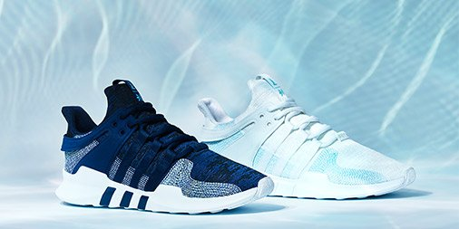 Parley x Adidas EQT Support ADV Release Links