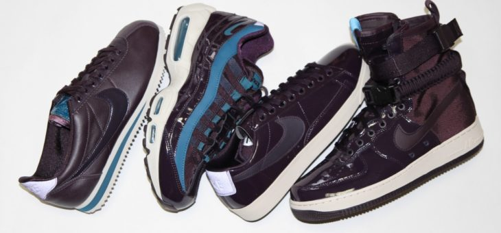 "Nike Port Wine ""Nocturne"" Collection"
