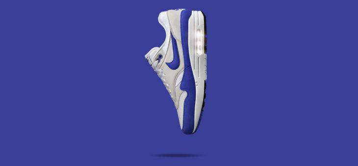 "Nike Air Max 1 OG Royal ""Anniversary"" Restock"