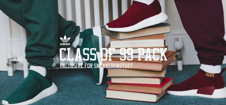 SNS x adidas Class of '99 Pack