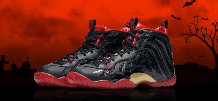 """Nike Foamposite One """"Halloween"""" GS Release Links"""