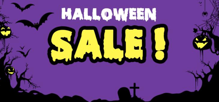 Halloween 2017 Sneaker Sales
