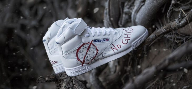 BAIT x Stranger Things x Ghostbusters x Reebok Ex-O-Fit Vintage Hi Limited Release