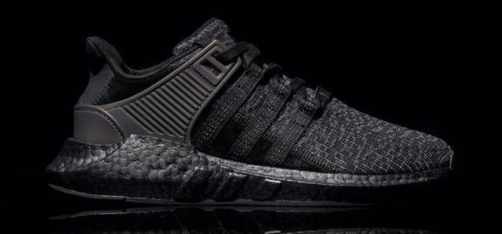 """The adidas EQT Support 93-17 """"Black Friday"""" (BY9512) Release Date"""
