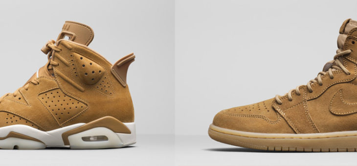 Jordan Wheat Pack Early Release