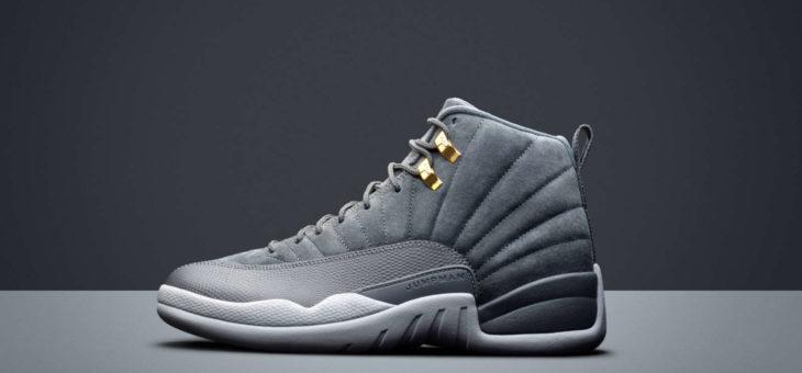 Jordan 12 Retro Dark Grey 11/18 Release Links