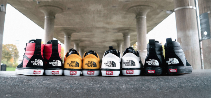 The North Face x Vans Collection Release