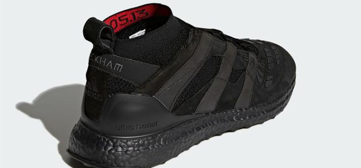 David Beckham x Adidas Release Links