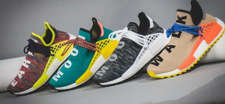 "Pharrell Williams x adidas NMD Hu Trail ""Hiking Pack"" Release"