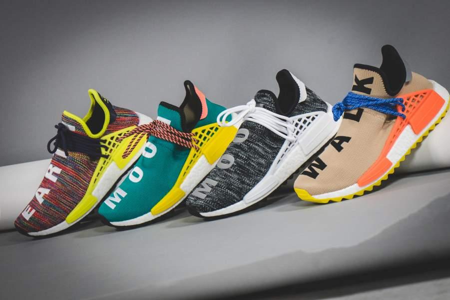 adidas nmd multicolor