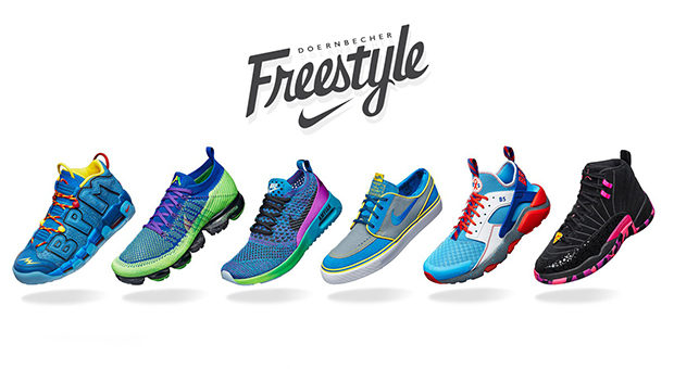 2017 Doernbecher Freestyle Collection Release