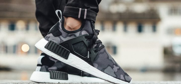 adidas NMD_XR1 Duck Camo on sale for just $90