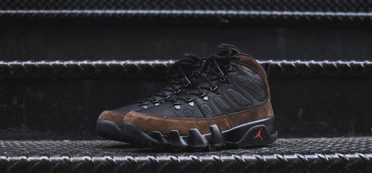 "Air Jordan Retro 9 NRG Boot ""Olive"" Release"