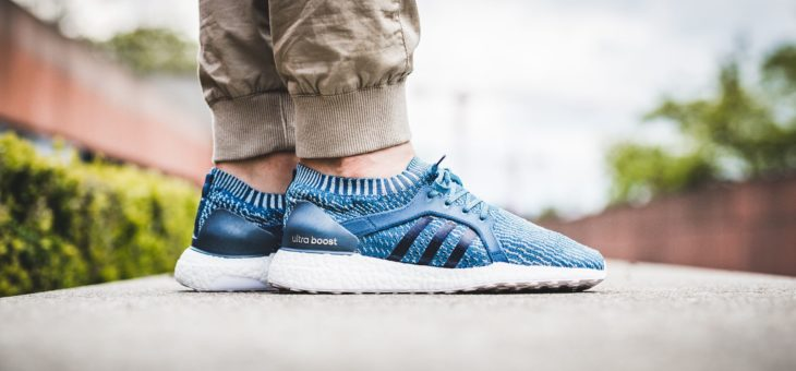 50% off Parley x adidas Ultra Boost X