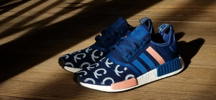 Q&C Drops Another NMD For The Holidays