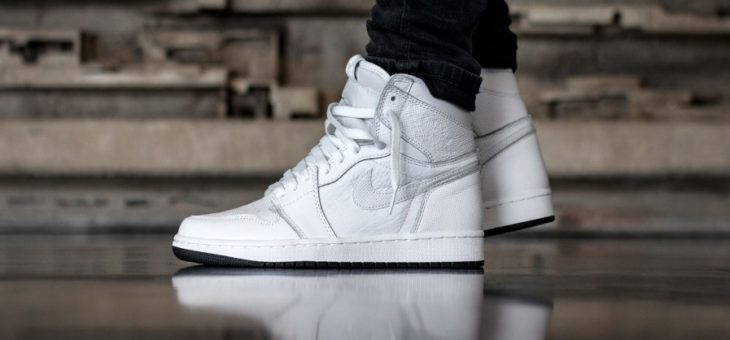"""Air Jordan Retro 1 OG """"Perf"""" is on sale for only $59.99 w/FREE SHIPPING"""