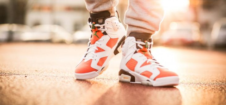 "Air Jordan 6 Gatorade ""Like Mike"" on sale for $129.99 (retail $190)"