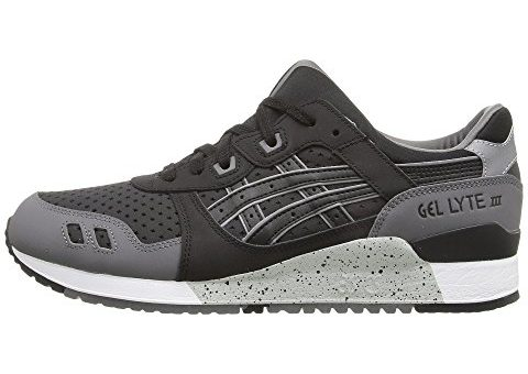 ASICS Gel-Lyte III Charcoal on sale for $37