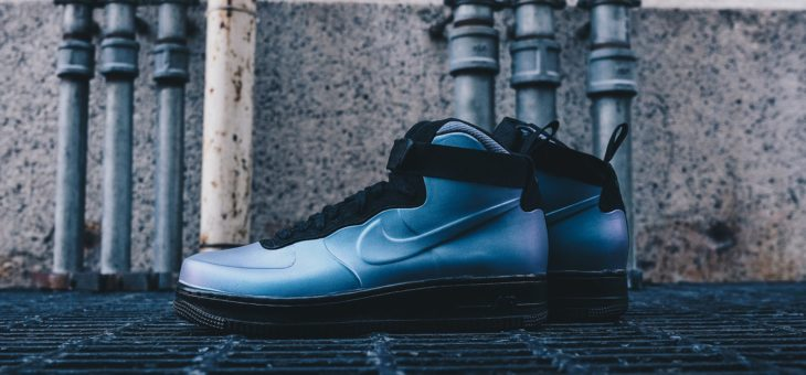 "Nike Air Force 1 Foamposite ""Light Carbon"" Release Links"