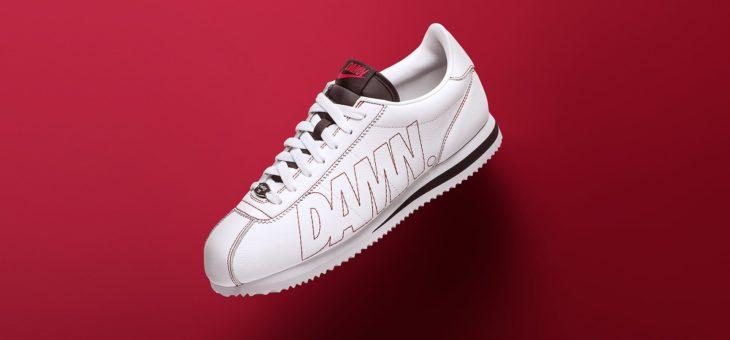 Kendrick Lamar x Nike Cortez Kenny I Release