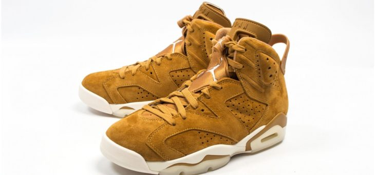 "20% off the Jordan Retro 6 ""Wheat"""
