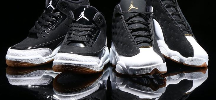 Jordan Black & White Gum Pack