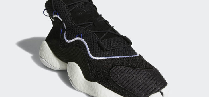 Adidas Crazy BYW available UNDER RETAIL