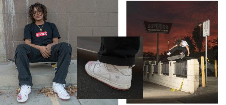 Kevin Bradley x Nike SB Dunk