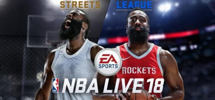 NBA Live 18: The One Edition for Xbox One – Only $4.50