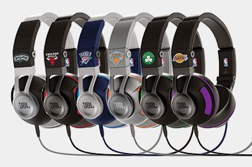 NBA x JBL Synchros S300 Headphones for $39.99 w/Free 2-Day Shipping (Retail $150)