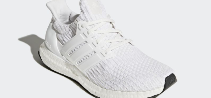 adidas Ultra Boost 4.0 White available UNDER RETAIL