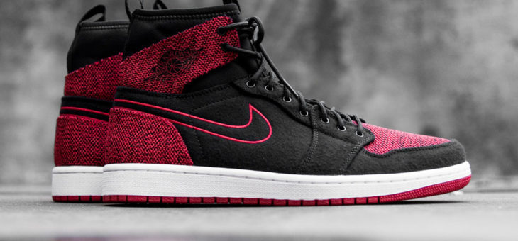 Get the Jordan Retro 1 Ultra High Bred on sale for $79 w/Free Shipping
