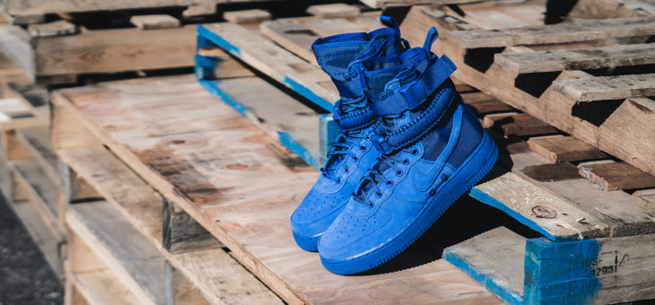 Special Field Air Force 1 Royal Blue Release