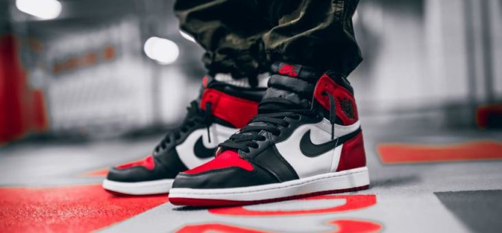"Jordan Retro 1 ""Bred Toe"" Release Links"