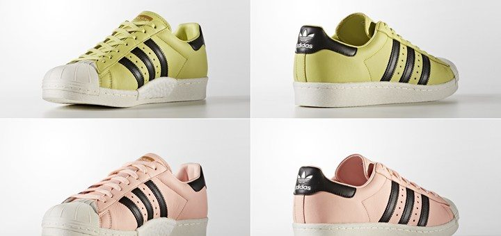 Adidas Superstar Boost on sale for $29.99 w/Free Shipping (retail $120)