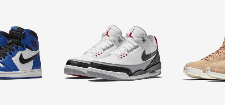 This Week In Sneaker Releases