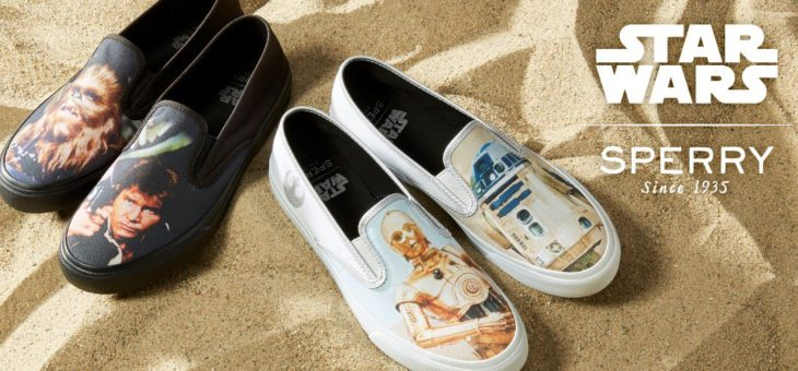 70% off Star Wars x Sperry Collection – Only $23