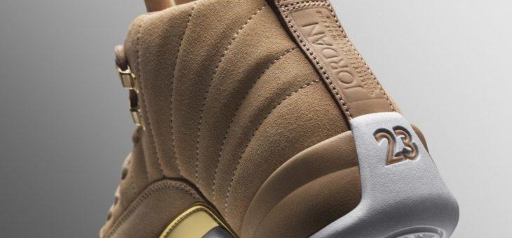Jordan Retro 12 Vachetta Tan on sale for $136 (retail $190)