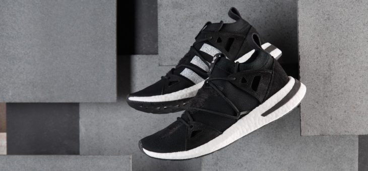Naked x Adidas Consortium Arkyn Release Info