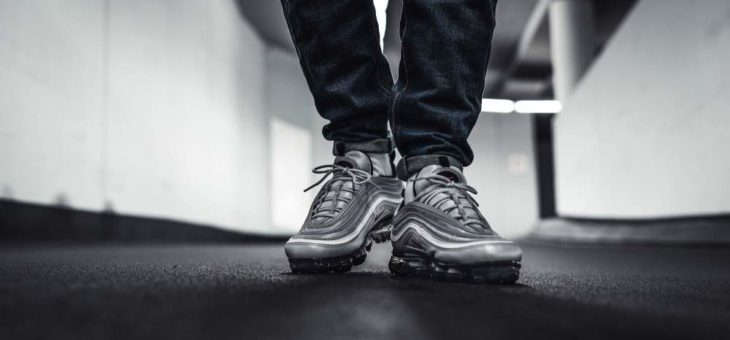 Nike Air VaporMax 97 Silver Bullet Release Links (AJ7291-002)