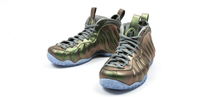 50% off the Legion Green Foamposite Pro