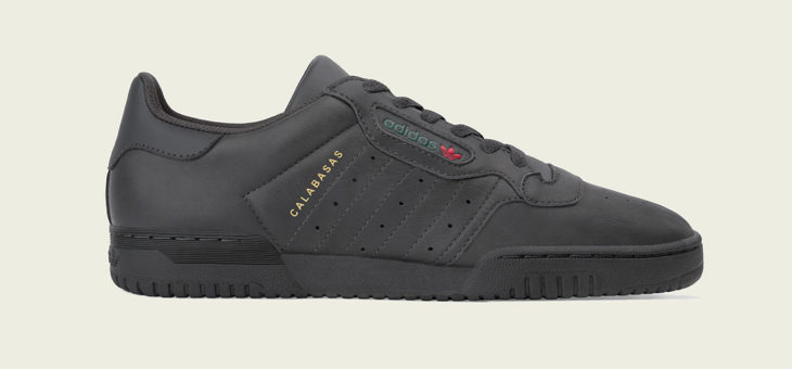 Yeezy Powerphase Core Black Raffles