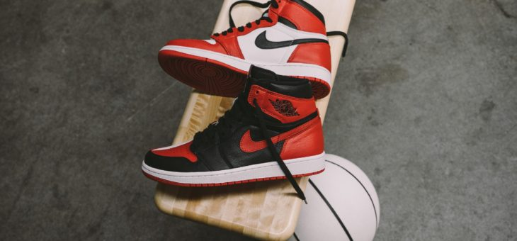 "Jordan Retro 1 OG ""Homage To Home"" Raffles"