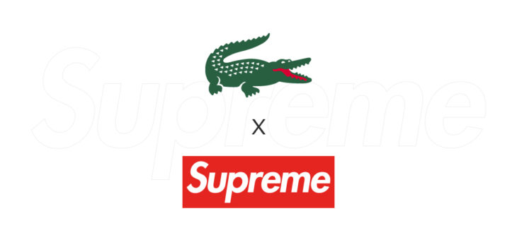 Lacoste x Supreme Collection drops in the morning