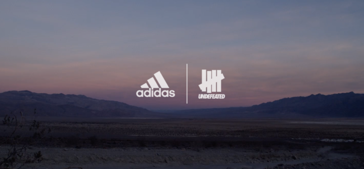 UNDFTD x Adidas Raffles & Release Info