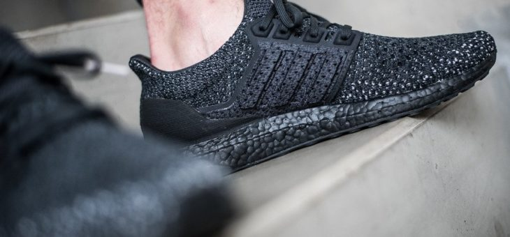 "adidas Ultraboost Clima Triple Black ""Carbon"" Release Links"
