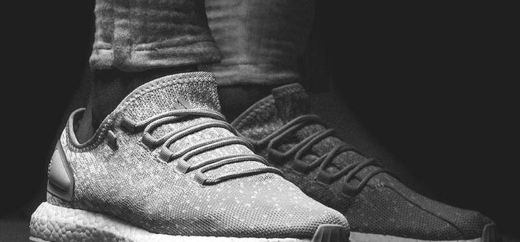 Get the Reigning Champ x Adidas PureBOOST on sale for just $74.99 (retail $160)
