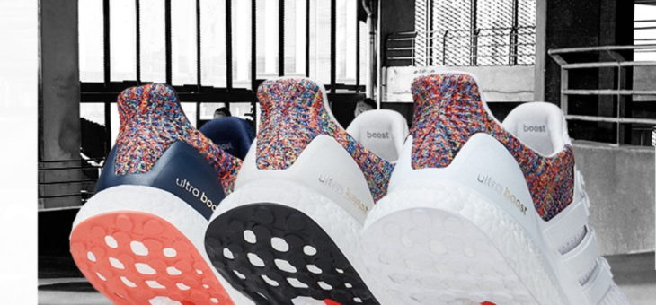 Adidas UltraBOOST 4.0 Multicolor